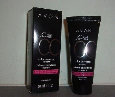 Avon Ideal Flawless CC Colour Corrector Cream Light