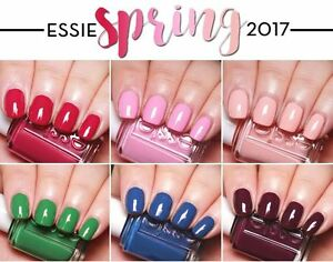 Image Is Loading Essie Spring 2017 Collection Nail Polish Full Size