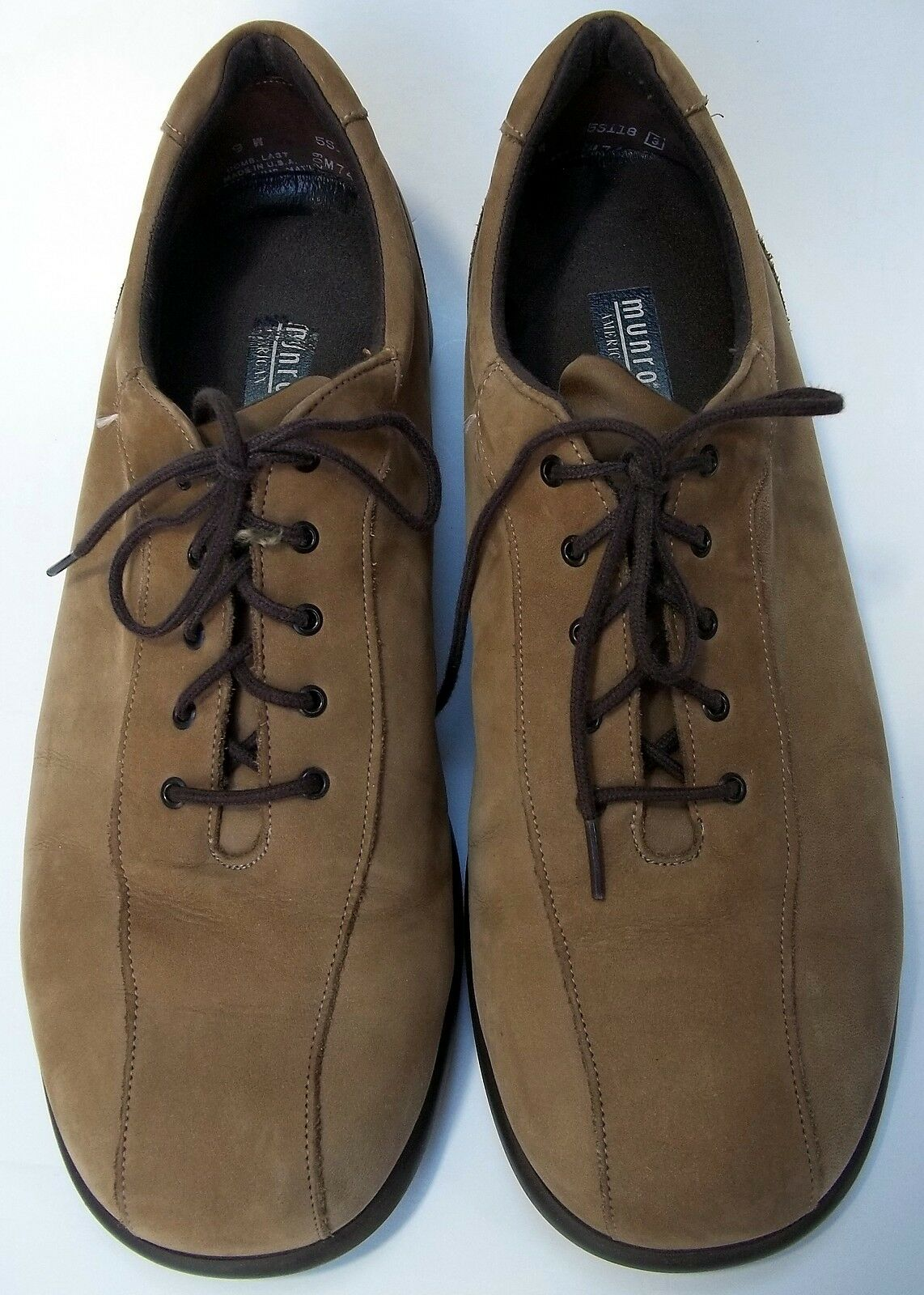 Munro chaussures American Lace Up Oxford USA femmes Taille 9W