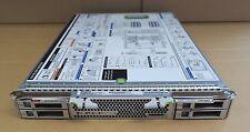 Sun Oracle X6270 M2 Blade Server 2 x XEON 6-Core 3.06GHz 96GB Ram 2 x 146GB RAID