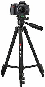 AGFAPHOTO-50-034-Pro-Tripod-With-Case-For-Sony-DCR-SX65-DCR-SX85