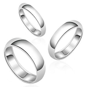 rings design plain sleek ring classic engagement prong setting
