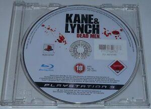 Kane-amp-Lynch-Dead-Men-SOLO-DISCO-PER-SONY-PLAYSTATION-3