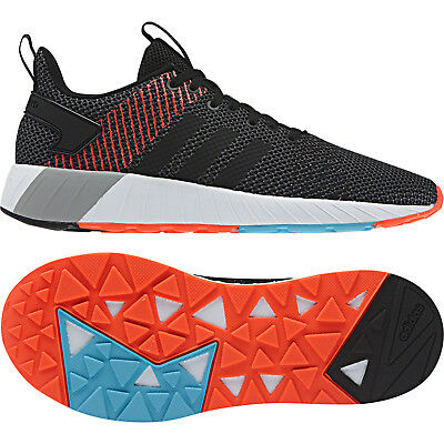 Adidas Men Shoes Running Fitness Questar BYD Training Fashion Trainers B44897   eBay