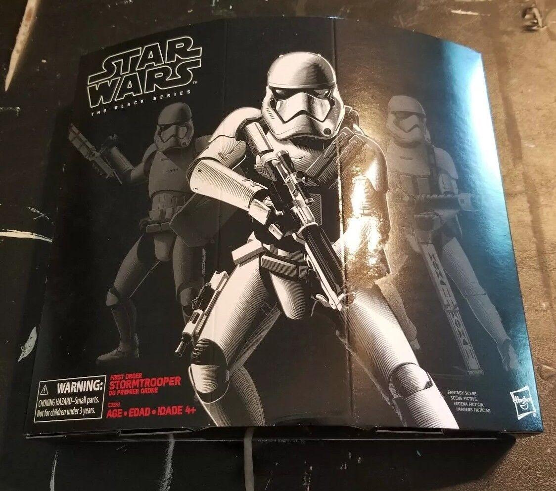 Star Wars nero Series Ultimate Trooper Pack Sw Episodio 8