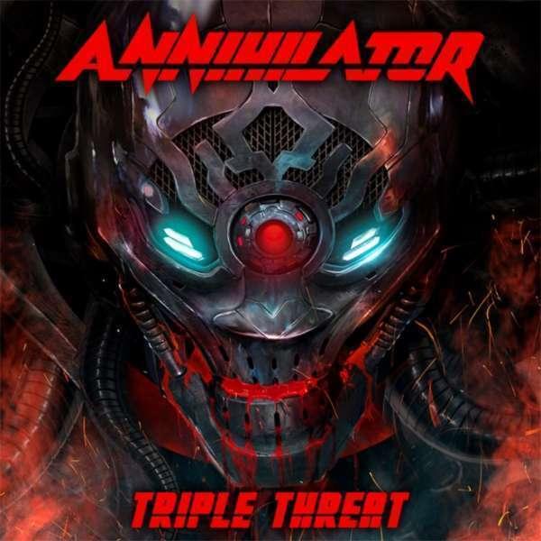 Annihilator - Triple Threat Nuevo Blu-Ray