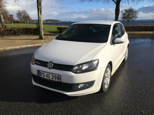 VW Polo, 1,2 TDi 75 BlueMotion, Diesel, 2010, km 295000,…