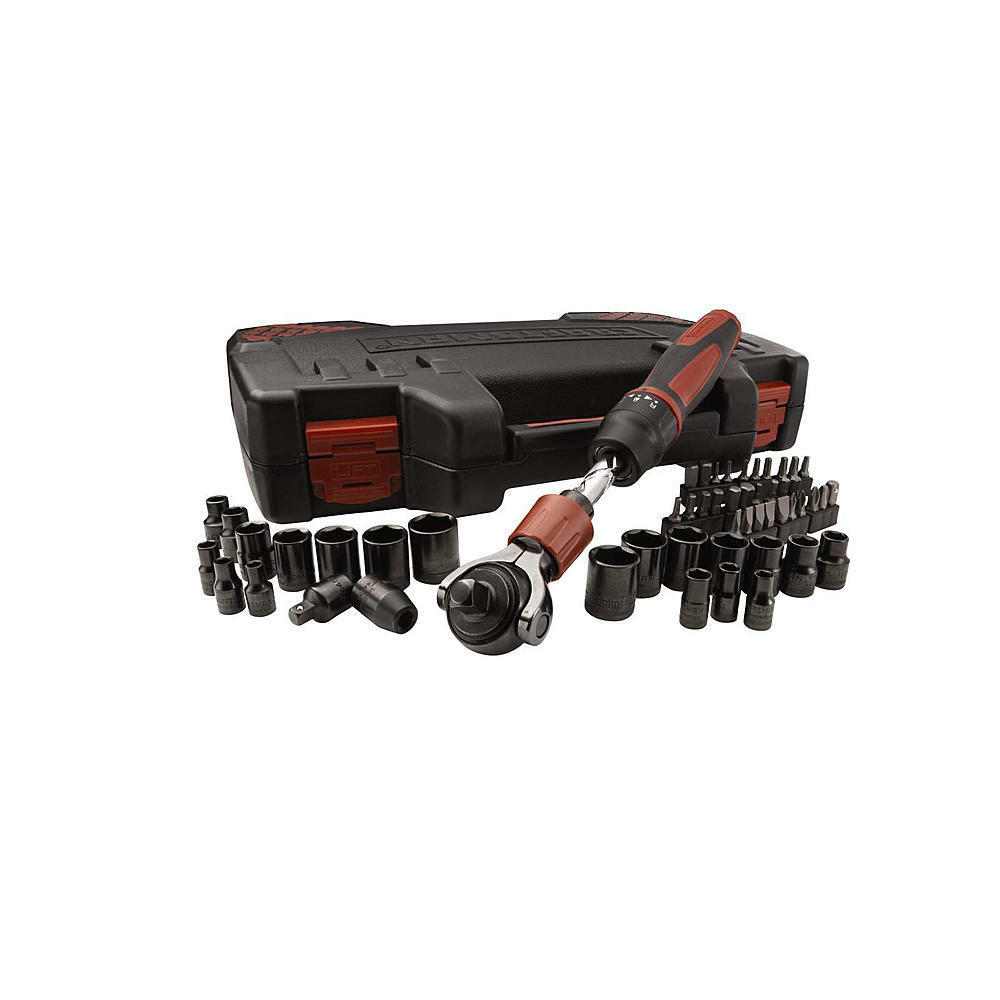 Craftsman Mach Series 53-Piece Ratchet Tool Set 44731