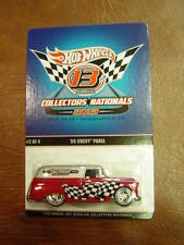 2013 Hot Wheels 13th Nationals Convention 55 Chevy Panel