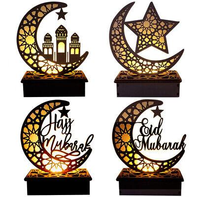 Home & Kitchen Home Dcor alpha-ene.co.jp 4 Pieces Eid Mubarak ...