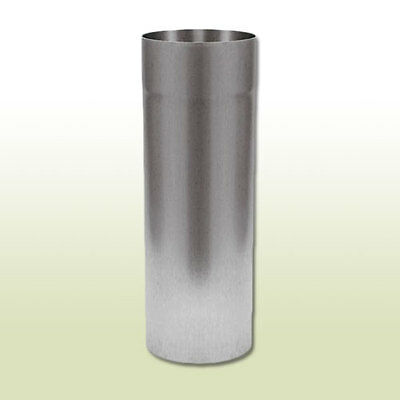 Länge 1 Meter Freigabepreis Aluminium Fallrohr Dn 60
