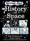 The Comic Strip History of Space by Tracey Turner (Hardback, 2009)