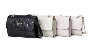 G Logo Seraphina Mini Crossbody Flap Handbags Small Bags 4 Colors Purse NWT