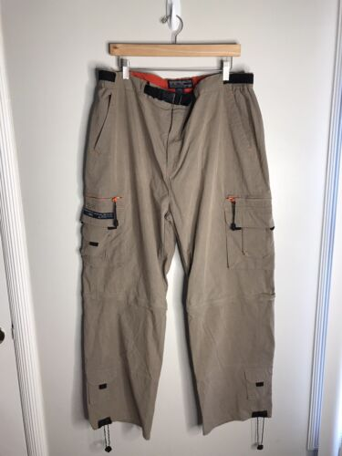 Vintage Abercrombie And Fitch Paratrooper Pants Me