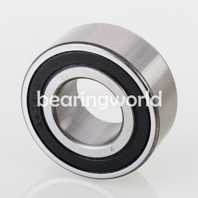 72 Rubber Shileds 10 Pcs 35 17 mm 6207 2RS High Quality Ball Bearing