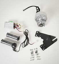 450W 36 V electric motor conversion kit f bicycle rear wheel with 7 accessories