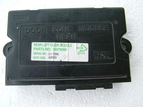 2005-2011 CADILLAC STS  REAR DRIVER LEFT DOOR MODULE  OEM PART # 10379095