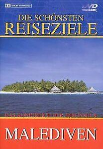 Malediven-DVD-Zustand-gut