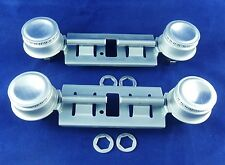 Gas Stove Top Double Burner for General Electric WB16K10026 2 Pack