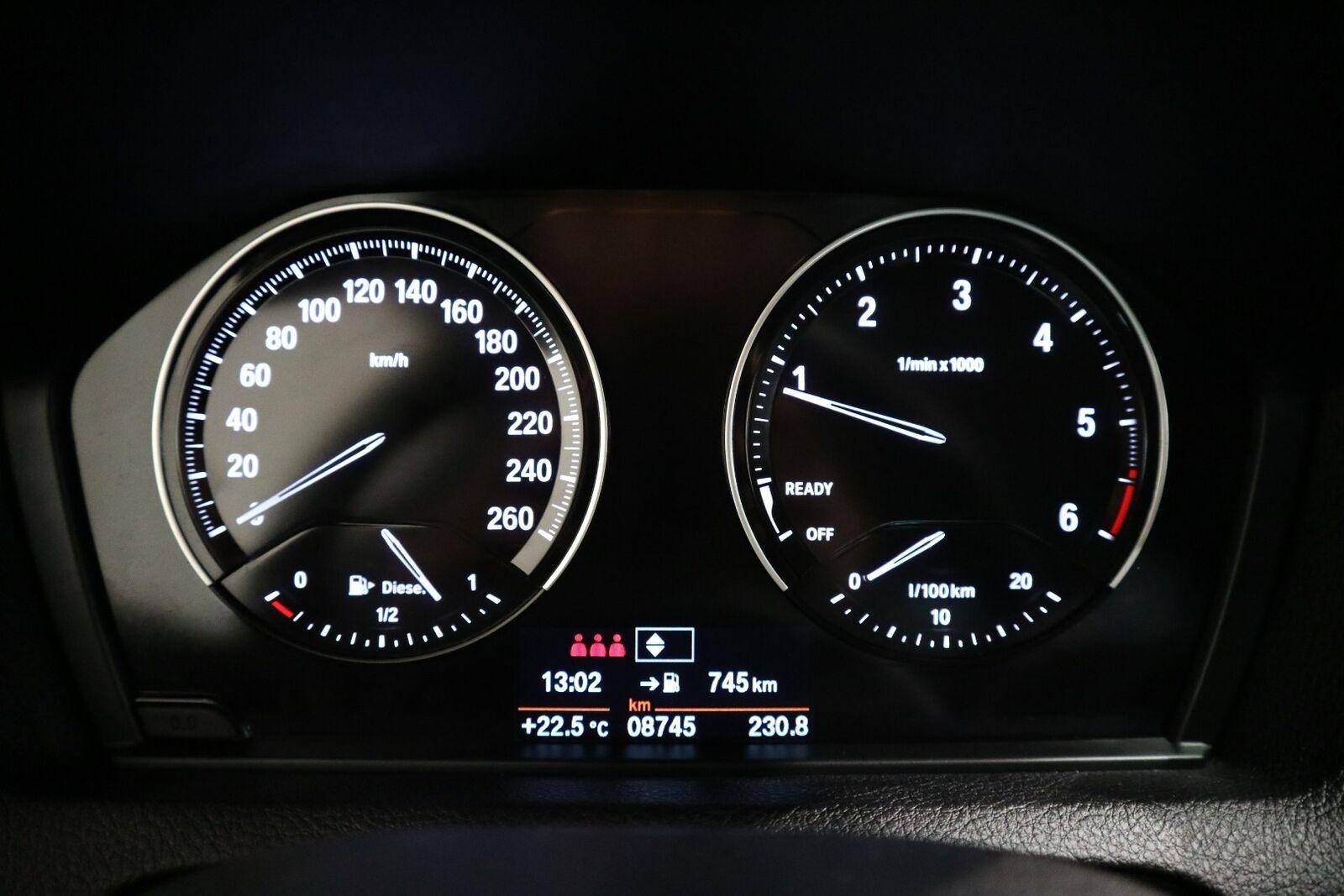 BMW 118d 2,0  - billede 8