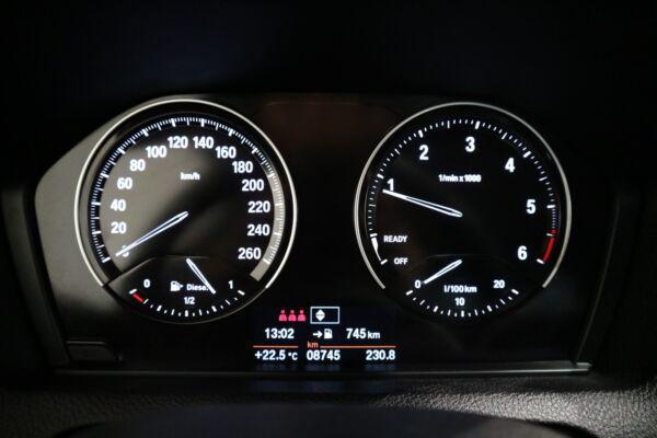 BMW 118d 2,0  billede 8