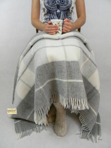 Farben 1900gr. Schafwolldecke Wolldecke 100 /% Schurwolle Schurwolldecke versch