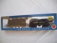 Bachmann 51501 2-6-2 Smoke,union Pacific Up 1836,steam Locomotive Engin,ho Scale