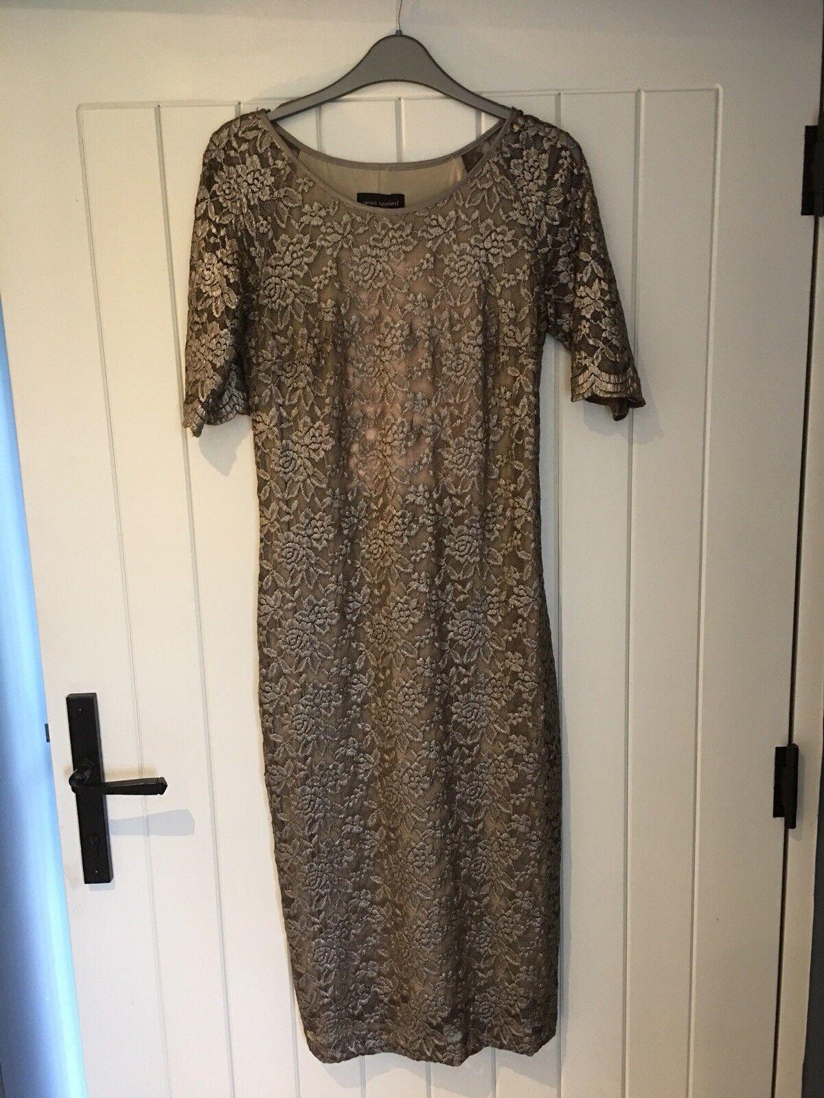 James Lakeland Lined Evening Dress Size 8. Cruise   Wedding