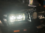 JTX-1-Pair-Chrome-LED-Headlights-4x6-034-White-Halo-Flashes-Amber thumbnail 5