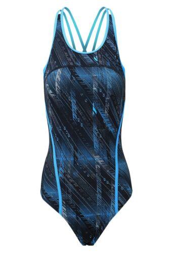 selezionabile Fashy Costume da Bagno Nero Blu Aquafeel 2001 n Gr 20 DA DONNA COSTUMONE nuoto