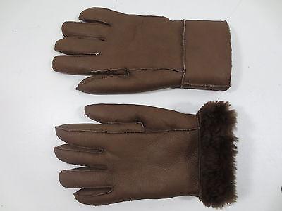 S  M  L XL XXL  //g*42 Damen  Echt Leder Handschuhe Gr