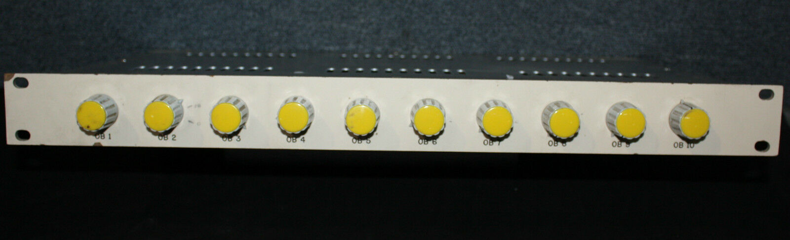 Rack Mount Unit, Probablly a Splitter or Mixer for IFB Applications