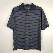 3a07669e805d97 item 4 Nike Golf FitDry Mens Tech Core Striped Polo Shirt Black White XL - Nike  Golf FitDry Mens Tech Core Striped Polo Shirt Black White XL