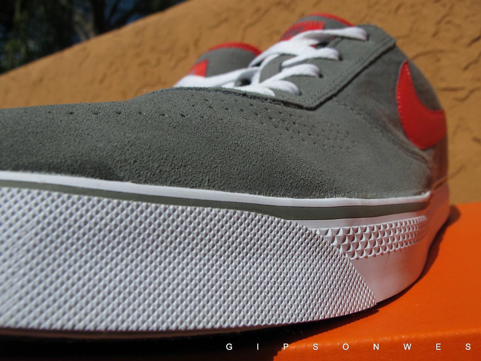 brand new 4de1d 668da ... New Men s Nike Action Mavrk 2- Mid Mid Mid Basic Grey   Light Crimson  ...