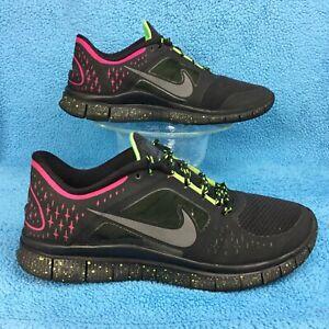 aika halpaa luonteen kengät outlet putiikki Details about NIKE FREE RUN + 3.0 Fireberry / Black 5 running/walking shoe  42 women's 10