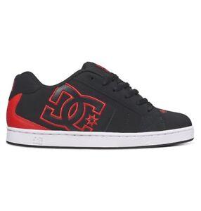 Noir Baskets Rouge Dc Net Shoes UWAtqF