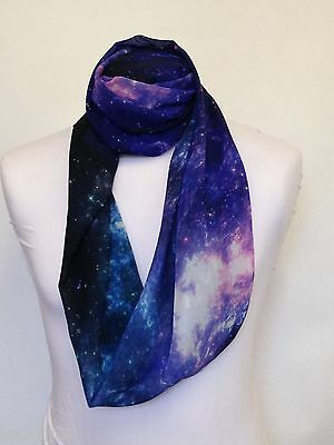 Infinity Scarf Jersey Or Chiffon Christmas Pattern 3 Unisex Fashion Loop Scarves