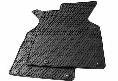 08.2015 Design Passform Gummimatten Gummi Fußmatten für Mercedes GLE W166 ab BJ