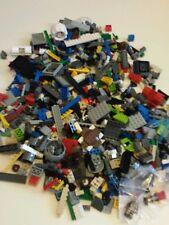500+ Clean Lego Pieces  Bulk Plus three Minifigures good clean legos Lot #14
