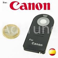 Mando disparador inalambrico Canon EOS 100D 700D 60D 7D 5D MK II III remoto RC-6