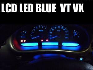 VT VX DIY Calais Berlina Bright Blue LED Dash Cluster & LCD