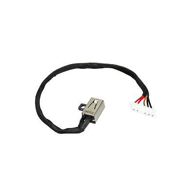 AC DC POWER JACK CABLE for Dell Latitude 3490 3590 E3490 E3590 0228R6 228R6 tbs