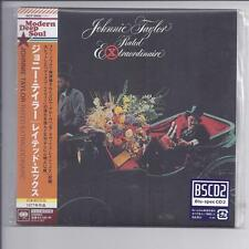 JOHNNIE TAYLOR Rated Extraordinaire JAPAN mini lp cd Blu-Spec CD 2 / Soul NEW