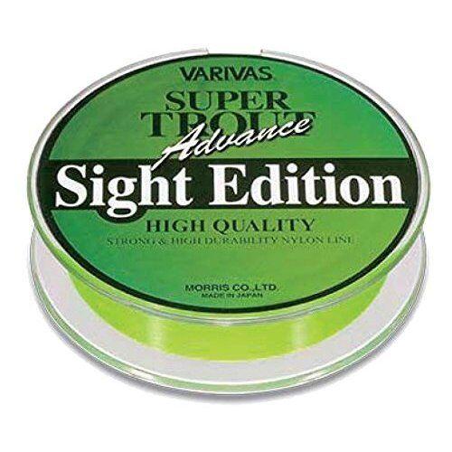 MORRIS NYLON LINE VARIVAS SUPER TROUT Advance Sight Edition 100m #1.2 5lb
