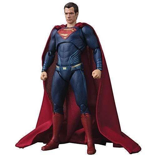 SH S.H Figuarts Superman (Justice League) Figure Bandai Japan NEW