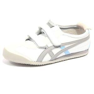 Bajo El Envío Barato Onitsuka Tiger B2484 Sneaker Bimbo Mexico Bianco/Verde/Nero Unisex Shoe Kid [32.5] Pago Seguro Paga Barato Con Paypal Envío Bajo De Salida m2WH7Ib