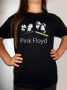 Other Pink Floyd T-shirt Black Mod:dark Side 2 Clothing Kid T-shirt For Children