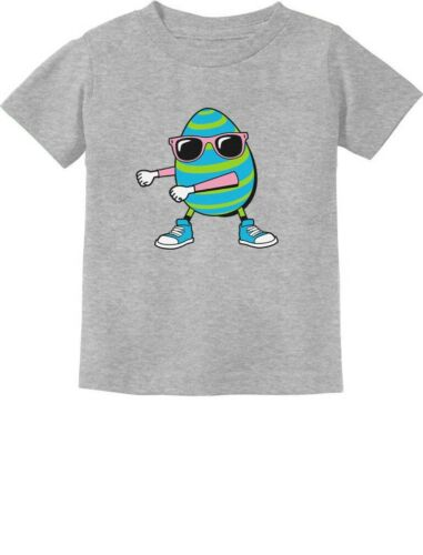 Easter Floss Funny Easter Egg Flossing Toddler Kids T-Shirt