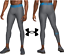 thumbnail 1 - Under Armour Mens Compression Leggings Gym Running Bottoms 2.0 Grey