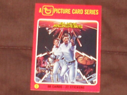 PICK 10 qty 1979 TOPPS BUCK ROGERS CARDS MINT see list,pics